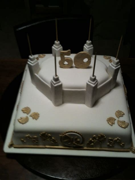 Lds Wedding Anniversary Ideas by 1000 Ideas About 50th Anniversary Cakes On