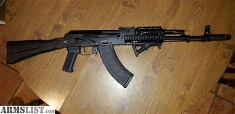 arsenal quad rail armslist for sale arsenal slr 107fr quad rail ak 47