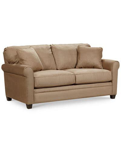 full sleeper sofa bed kaleigh fabric full sleeper sofa bed furniture macy s