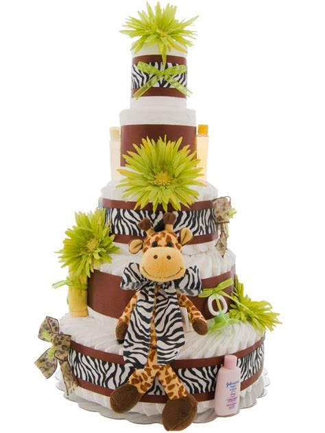 safari baby shower cake idolproject me