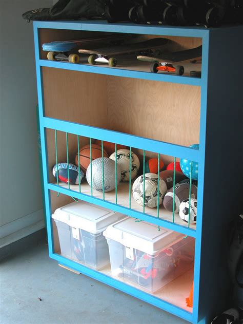 garage toy storage 49 20clever 20storage 20solutions 20for 20living 20with