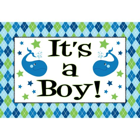 Baby Boy Shower Images Free by It S A Boy Baby Shower Clipart Clipartxtras
