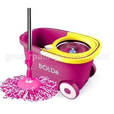 New Bolde Mop M 168x Pel Lantai Hijau 11 bolde mop alat pel otomatis 168x plus ungu