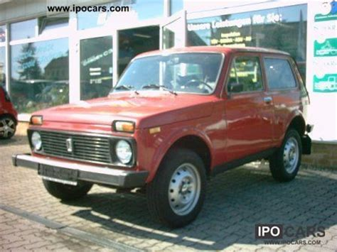1990 Lada Niva 1990 Lada Niva Special Car Photo And Specs