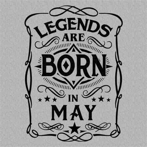 Legends Are Born legends are born in may t shirt printo au