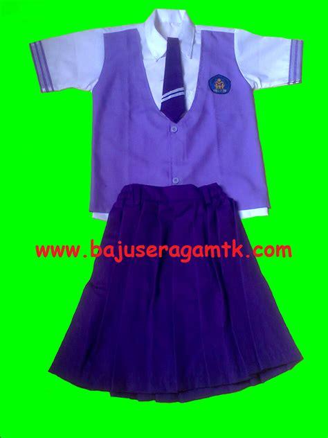 Seragam Tpa baju seragam tk toko baju seragam tk paud dan tpa
