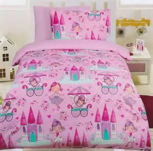 Princess quilt cover set princess bedding kids bedding dreams