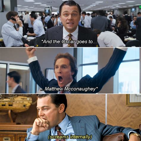 Leo Meme Oscar - the best internet reactions to leonardo dicaprio not