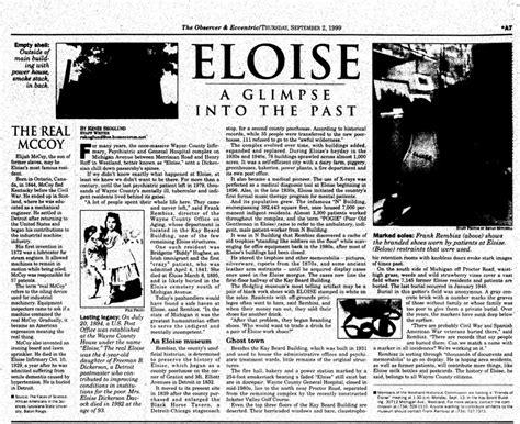 Eloise Hospital Records 281 Best Images About Strange News On