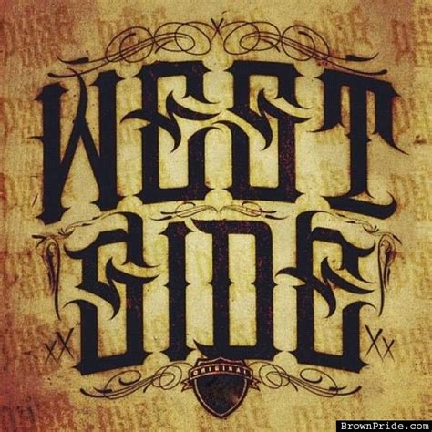west side graphics cholas and cholos art pinterest