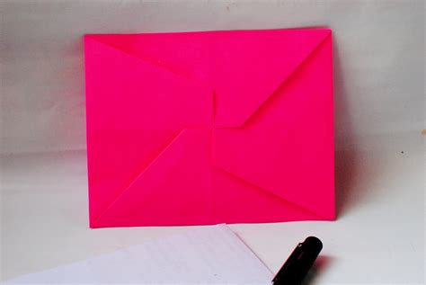 Origami Letter Folds - letter envelopes pinwheel and butterfly romi s origami