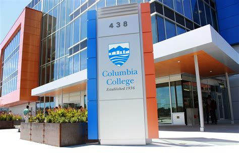 Best Mba Colleges In Vancouver Canada by Columbia College Functions