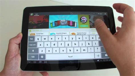 Samsung Tab 10 Gt P7500 samsung galaxy tab 10 1 gt p7500 on part 1 2