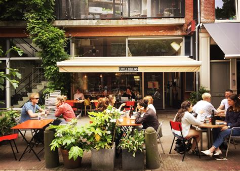 tuin terras amsterdam favoriete lunchplekken met terras in amsterdam