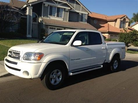 purchase used 2005 toyota tundra double cab 4door limited
