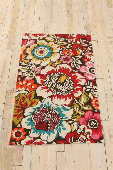 funky kitchen rugs from outfitters funky all my colors are present turquoise and gold from