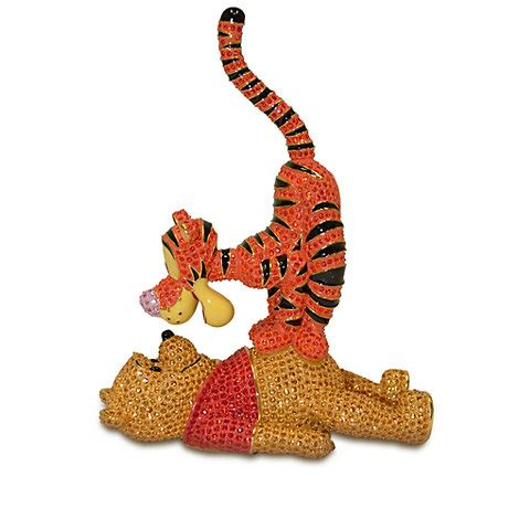 Limited Edition Selimut Winnie The Pooh arribas jewelled collection winnie the pooh and tigger