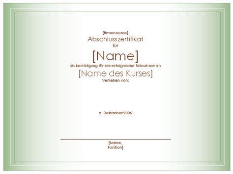 Vorlage Word Teilnahmebescheinigung Zertifikate Office