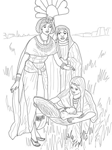 coloring pages moses killing egyptian free bible word search moses in the bulrushes amazing