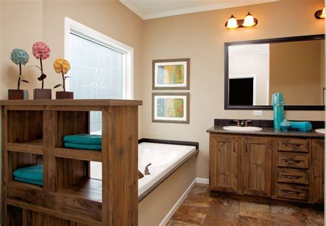 single wide mobile home interior design the best decorating ideas for mobile home bathrooms