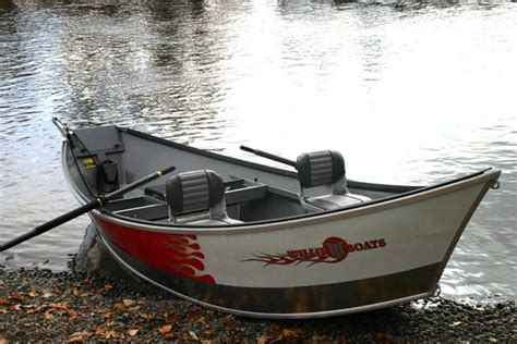 willie sled boats aluminum drift boats for sale used