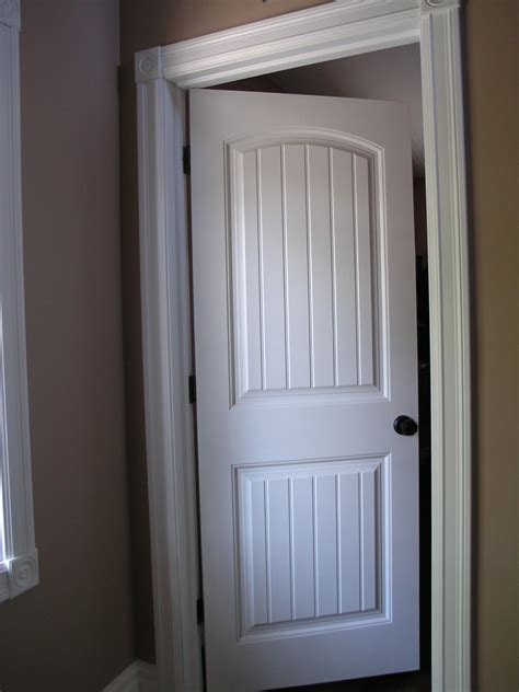 interior doors    colonial style  emtek door
