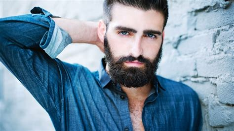 most attractive hair style for men new best beard styles for handsome men 2017 2018 most