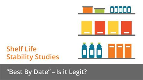 Shelf Stability by Shelf Testing Food Product Dating Lims Software