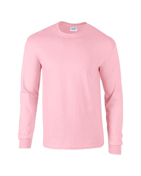 light pink t shirt long sleeve pink t shirt custom shirt