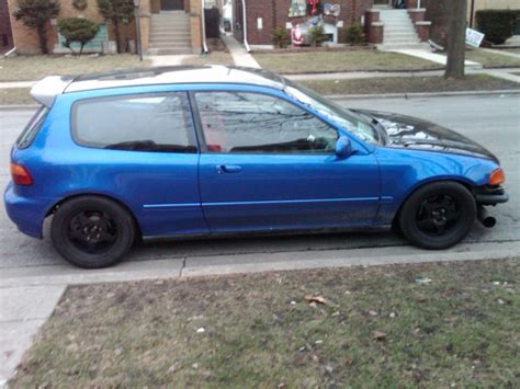 honda civic si 92 92 honda civic si shell no rust fresh paint 2000 honda tech