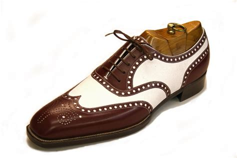 the shoe aristocat ws foster brogue spectator