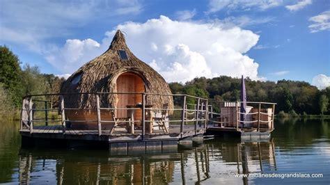 Cabanes Grands Lacs by Les Cabanes Des Grands Lacs Soutenues Par L Europe