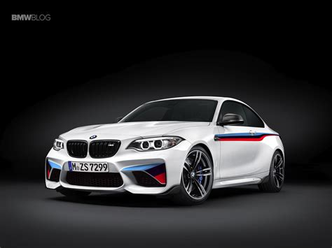 bmw m performance parts bmw m2 gets a series of m performance parts