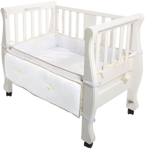 Troll Bedside Crib Mattress 1000 Images About Co Sleeper Ideas On Bedside