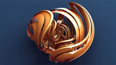 abstract object wallpaper 3 dimensional cool 3d picture nr 60717