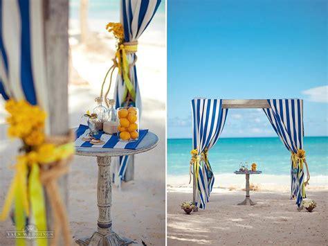 Wedding Arch Navy by Yellow Navy Nautical Wedding Weddings In Dr