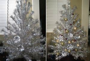 awesome 1968 aluminum christmas tree 86 branches color