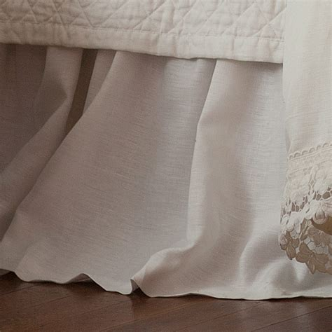 lace bed linen lili alessandra theresa white linen with lace bedding