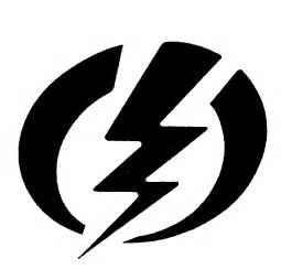Lighting Bolt Car Logo Black Lightning Bolt Clipart Clipart Suggest