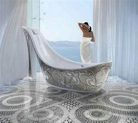 shoe bathtub a shoe bath tub cool esculturas pinterest