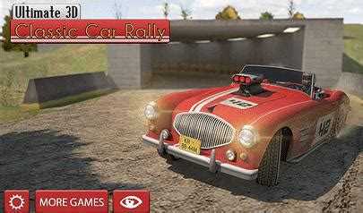 Giochi Gratis Auto Rally 3d by Ultimate 3d Classic Rally Il Gioco
