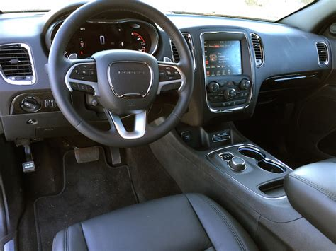 2015 Dodge Durango Interior by Duke S Drive 2015 Dodge Durango Awd Review Chris Duke