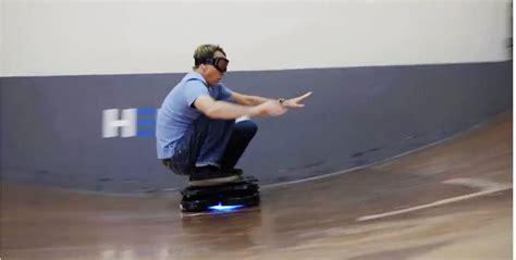skate volante hoverboard le skate volant de quot retour vers le futur