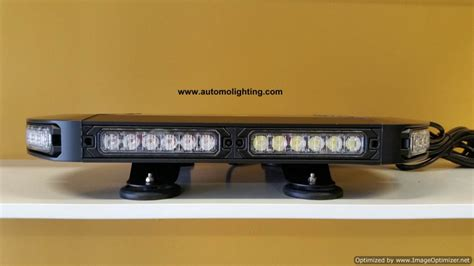 Power6 18 Quot Brightest Led Emergency Warning Light Bar Brightest Led Light Bars