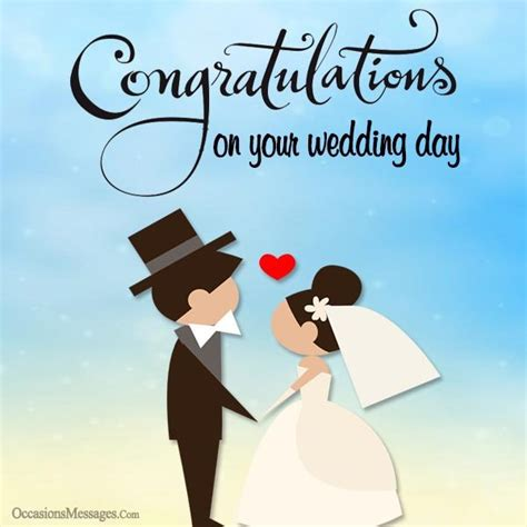 Wedding Congratulations On Your by Wedding Wishes For Occasions Messages