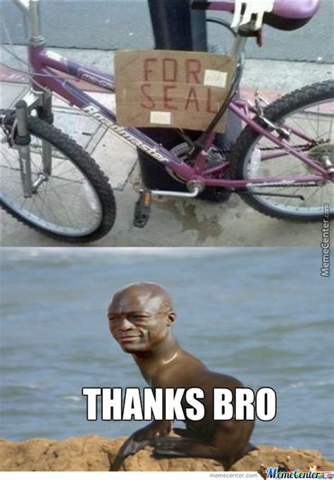 For Seal Meme - thanks for watching memes best collection of funny thanks
