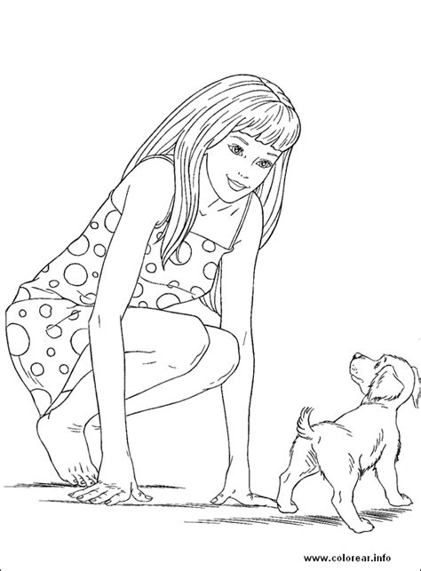 barbie35 barbie printable coloring pages for kids