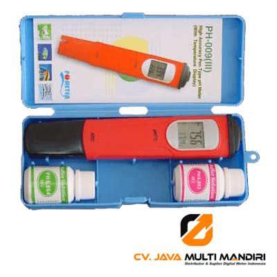 Alat Ukur Ph Digital alat ukur ph digital amtast kl 009 iii instrumen uji