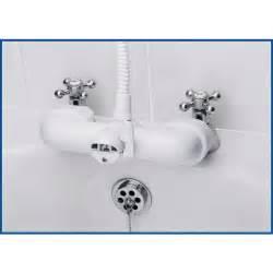 Push Fit Bath Shower Mixer Buy Croydex Push Fit Shower Mixer Set At Argos Co Uk