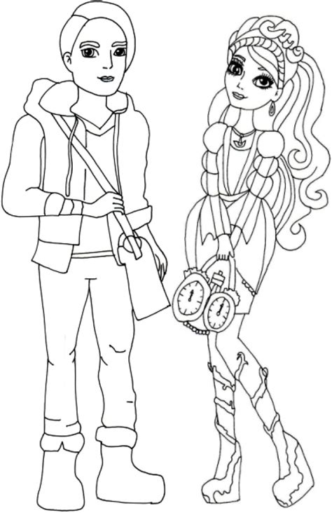 ever after high halloween coloring pages get this free ever after high coloring pages to print 62617